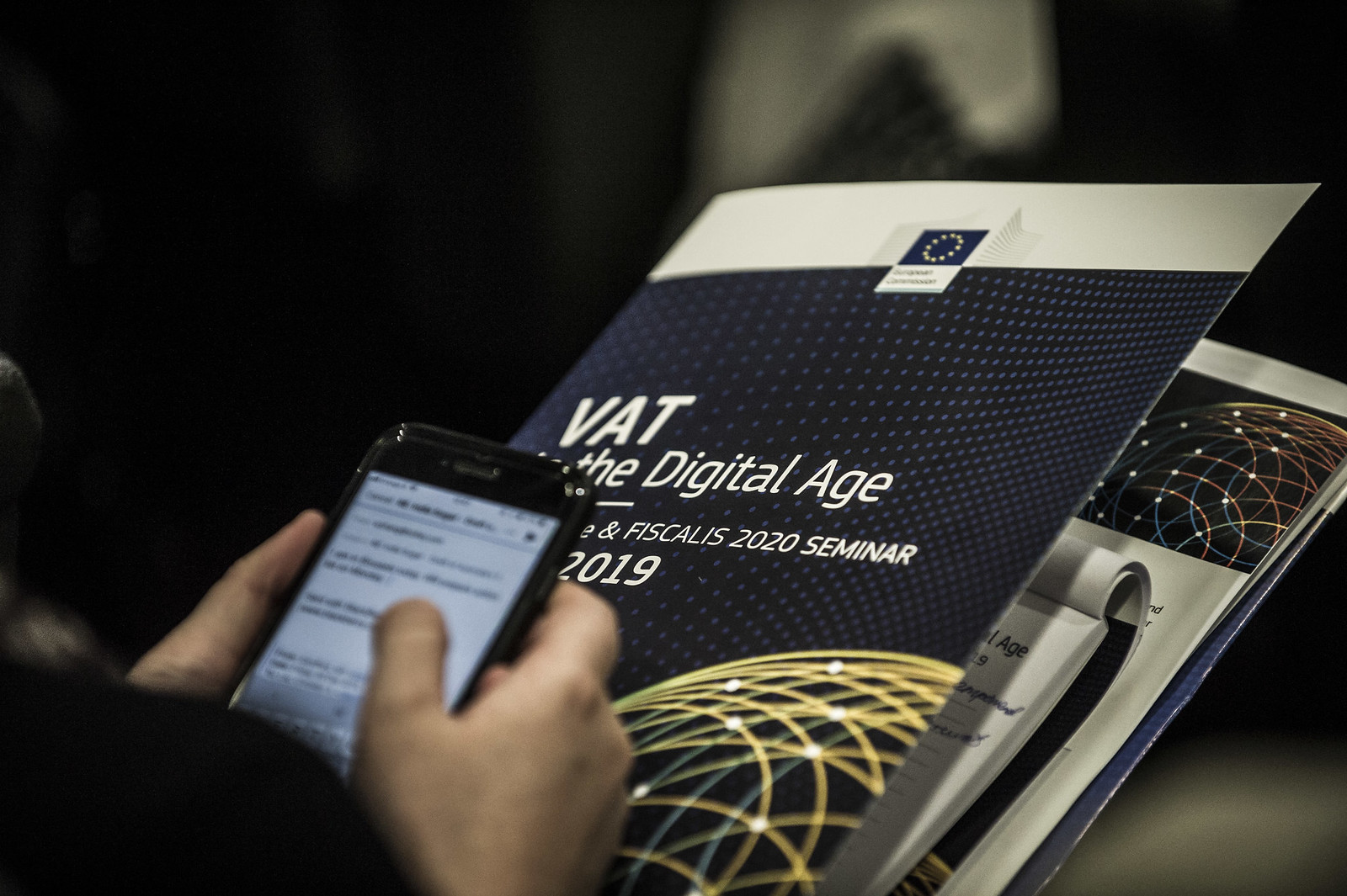20191206 CONFERENCE VAT IN THE DIGITAL  AGE